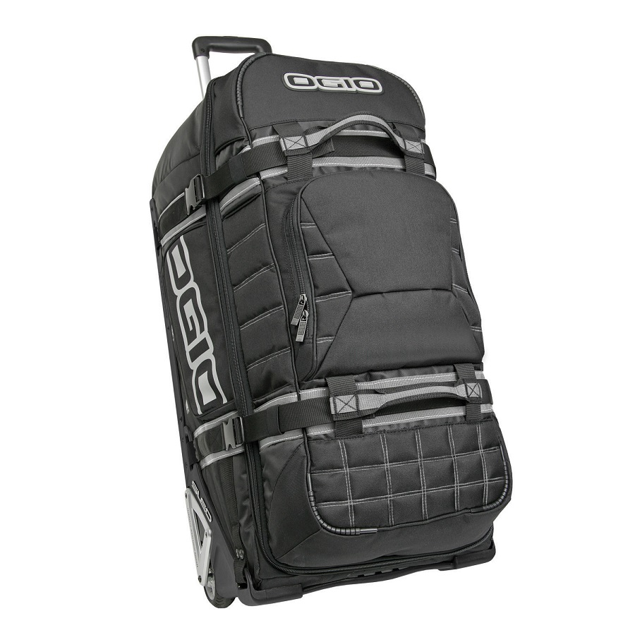 OGIO Wheeled Gear Bag RIG 9800 - BLACK STEALTH